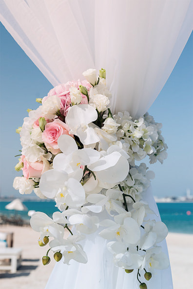 Glamorous Weddings in Dubai
